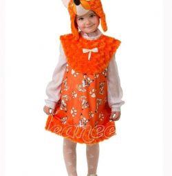 Costume de carnaval noi pentru copii 104 - 116