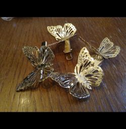 Hairpin butterfly