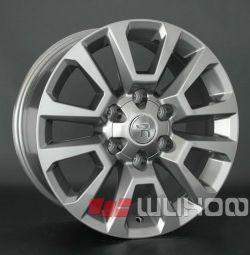 Колесные диски Replay Toyota (TY182) 7.5x18 PCD 6x139.7 ET 25 DIA 106.1 S