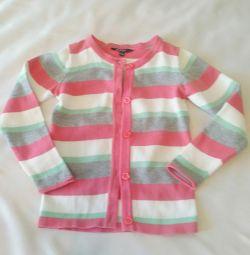 Bogă jachetă cu butoane, dimensiune 92-98