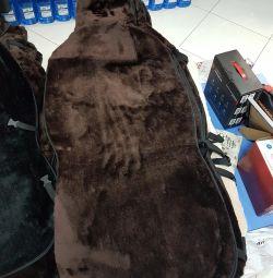 New fur cape