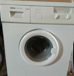 Spălați mașina Bosch