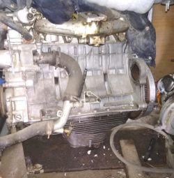 Ο νέος κινητήρας 412 Μοσχοβίτης