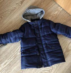 куртка хлопчик