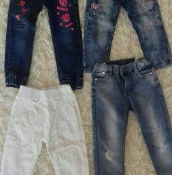Jeansul este diferit