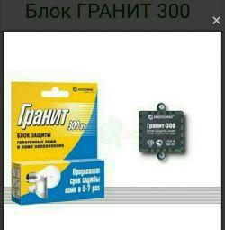 Блок защиты для галогеновые ламп и ламп накаливани