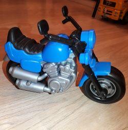 O motocicletă