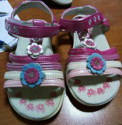 Sandale r.26 noi