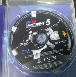CD GRAND TURIZMO 5 ps3 (2545)