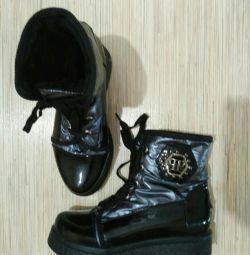 Обувь зимняя 36/37 женская