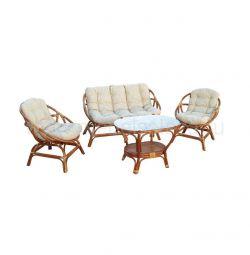 Rattan mobilya takımı