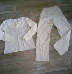Costum de casa sau pijamale