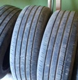 Tires Pirelli Scorpion Verde (set)