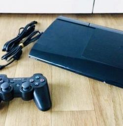 PS3 σούπερ λεπτό 500Gb