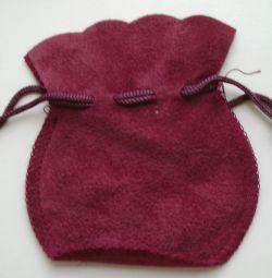 Τσάντα δώρου για καρφίτσα κοσμήματος
