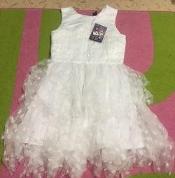 Acoola Платье нарядное новое размер 146