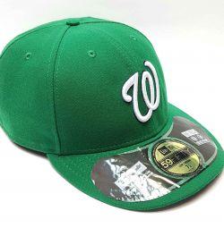 Washington Nationals MLB бейсболка размер 62-63