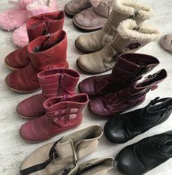 Vnsna μπότες