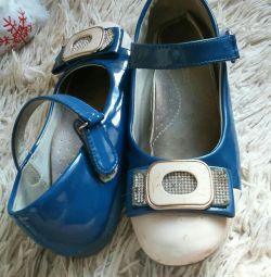 Pantofi 👠 pe talpa interioară 20,5-21 cm