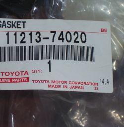 Toyota için Vana Kapağı