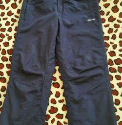 Pantaloni calzi. Demix