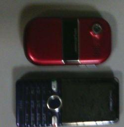 Телефон Сони эриксон z320i и s312