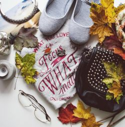 Pantofi de balet textil gri
