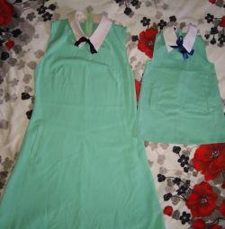 Elbiseler anne kız
