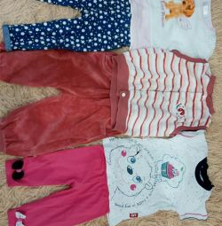 Things for a girl used (package))