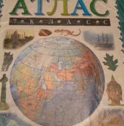 Γεωγραφία του Άτλαντα 7