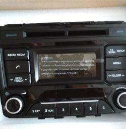 Car radio (new) for hyundai creta