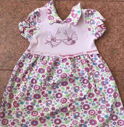 Dress for a girl 4 g