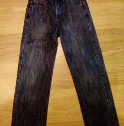 Jeans height 134