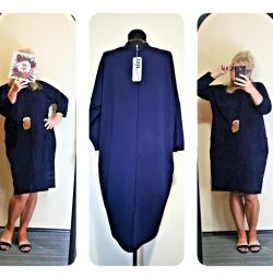 Ofiste laconic elbise / her gün için 52/54/56