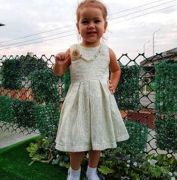 Φόρεμα για ύψος 92εκ