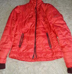 куртка спорт.