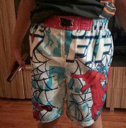 Marvel Spiderman Shorts