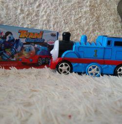 Toy Thomas Robot