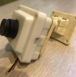 CCTV camera miniatura