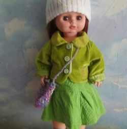 Doll 44 cm, talking