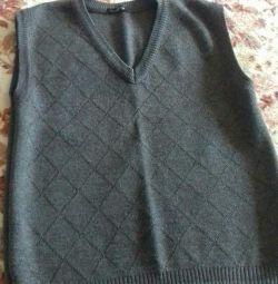 Vestă tricotată