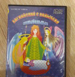 Cradle English, 2 DVD-uri, vârsta 0+
