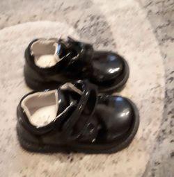 Papuci pentru prințesă.