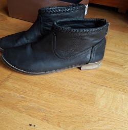 Μπότες παπουτσιών Levis