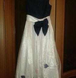 Costum elegant, fusta lungime-76 cm