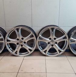 R16 Ford Focus 3 rims