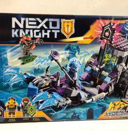 Nexo Knights Mobile Prison Ruins