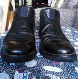 Ankle boots demi-season Tervolin.