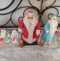 Noel Baba bağbozumu