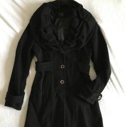 Пальто женское драп